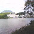 夏の阿寒湖